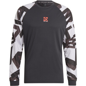 adidas Five Ten 5.10 TrailX Long Sleeves T-Shirt Men, black/light granite